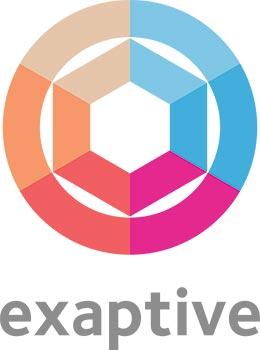 Exaptive logo