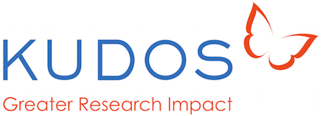 Kudos: Greater Research Impact logo